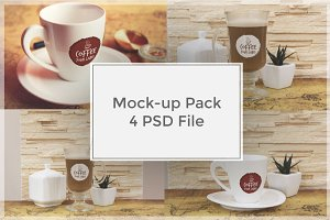 Coffee Mock-up Pack#3