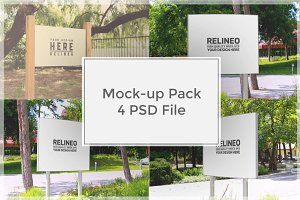 Billboard Mock-up Pack#6