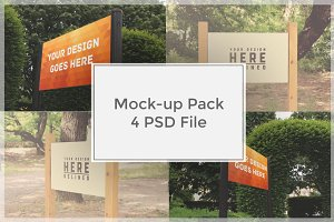 Billboard Mock-up Pack#5
