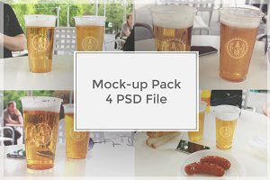 Beer Mock-up Pack#9