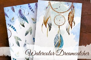 Dreamcatcher. Boho collection