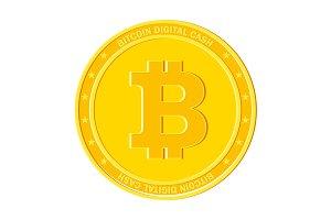bitcon golden coin