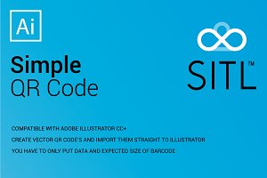SITL Simple QR Code Generator