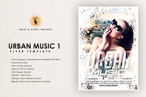 Urban Music Party 1