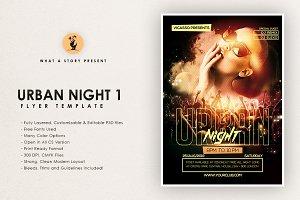 Urban Night 1