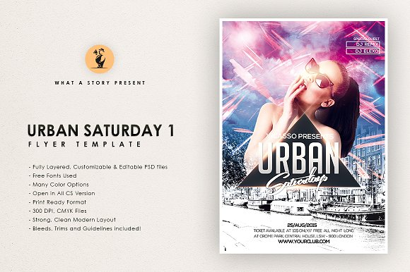 Urban Saturday 1