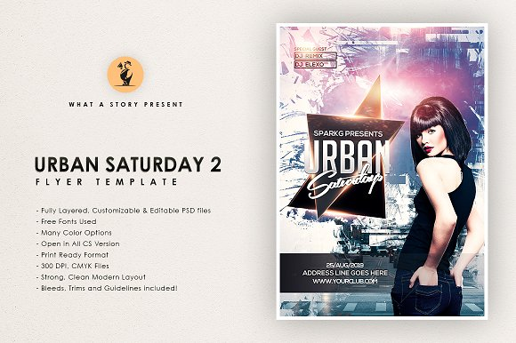 Urban Saturday 2