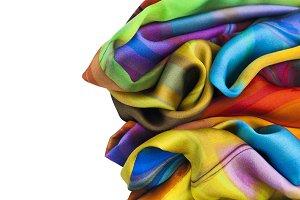 The magic of the silk