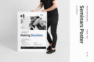 Corporate Seminar Poster/Flyer