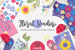 Floral Meadow Kit