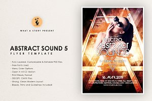 Abstract Sound 5