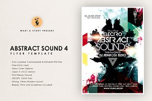 Abstract Sound 4