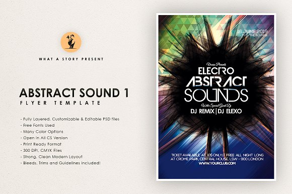 Abstract Sound 1