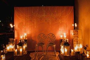 Magic romantic light decoration