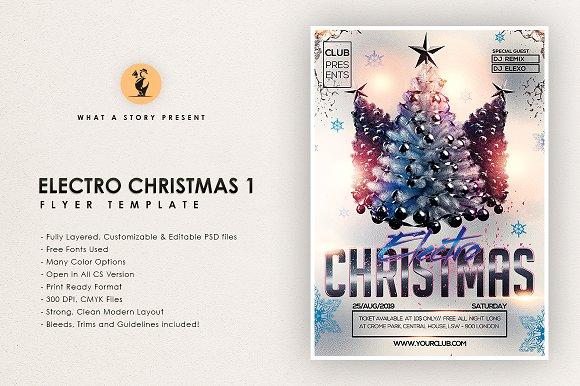 Electro Christmas 1