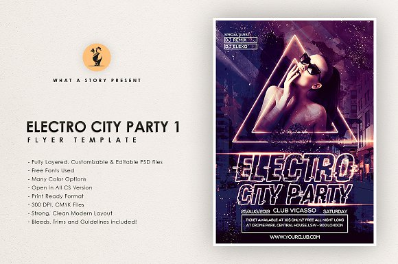 Electro City Party 1
