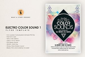 Electro Color Sounds  1
