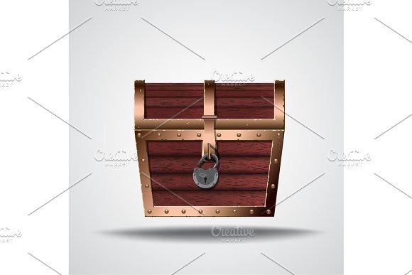 Opening Treasure Box