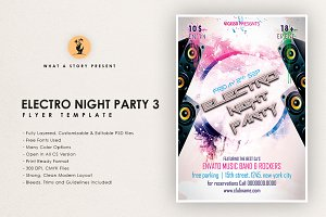 Electro Night Party 3