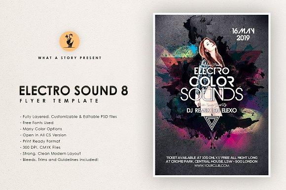 Electro Sounds 8