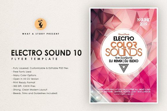 Electro Sounds 10