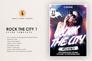 Rock The City 1