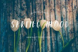 Spring Mood | Font