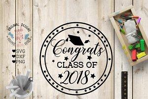 Congrats Class of 2018 Graduation