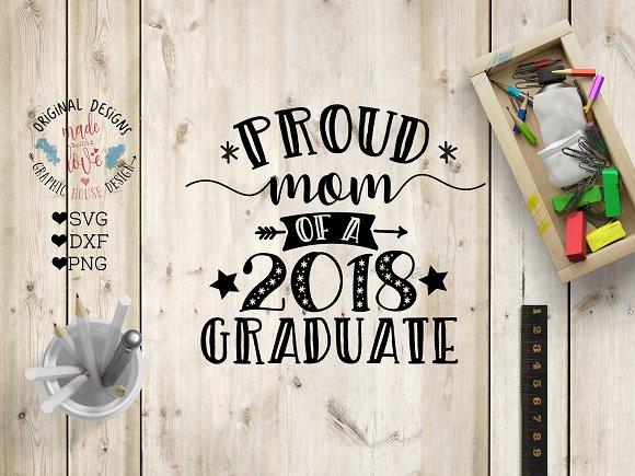 Proud Mom Of A 2018 Graduate