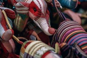 Plush Elephants for Sale