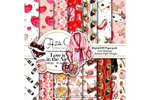 Love Is In The Air Paper Pack