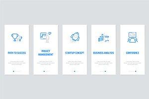 Business Metaphors Cards