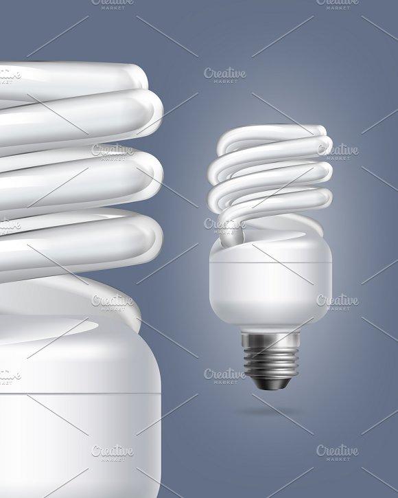 Fluorescent Energy Saving Lamps