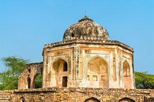 Tomb of Mohd Quli Khan in Delhi, India