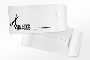 Tip Envelopes Mock-Up