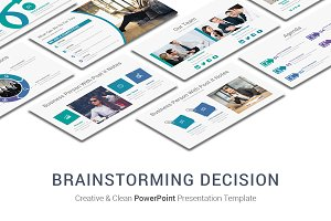 Brainstorming Decision PowerPoint