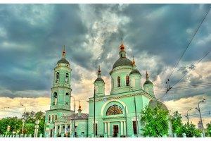 Sergius of Radonezh church at Rogozhskaya Sloboda - Moscow, Russia
