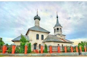 Church of St. Nicholas in Rostov Veliky, Russia