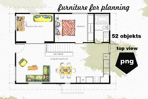 Furniture for planning