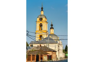 Church of the Ascension in Kolomna, Russia