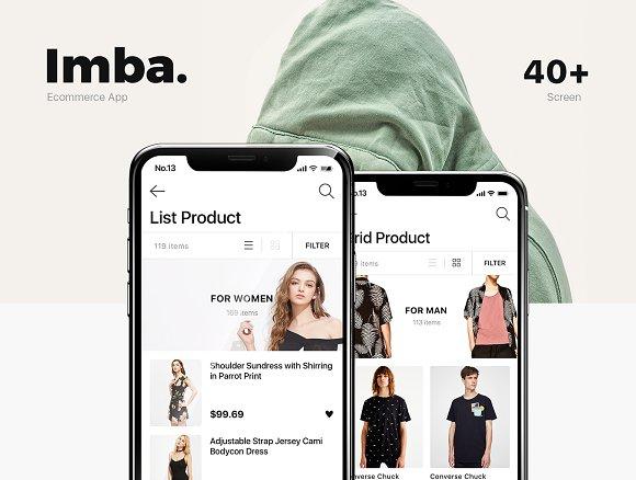 Imba React Native App Template