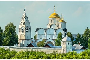 Monastery of the Intercession of the Theotokos in Suzdal, Russia