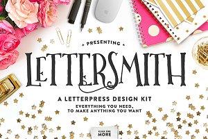 Lettersmith Design Kit