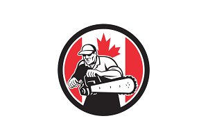 Canadian Tree Surgeon Chainsaw Canad