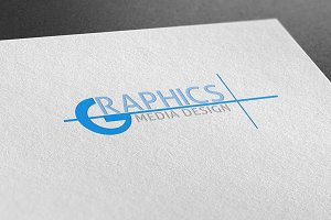 Creative Graphics Media Design Logo