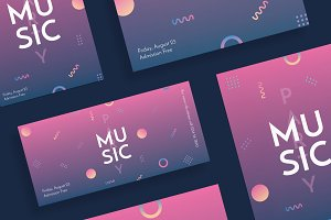 Flyers | Music Party