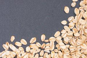 oatmeal background