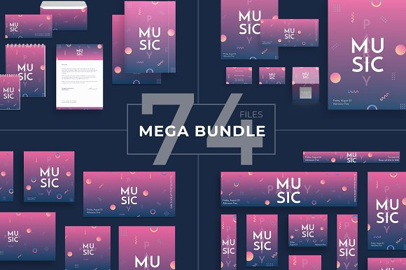 Mega Bundle Music Party