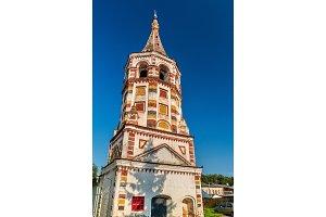St. Antipas Church in Suzdal, Russia