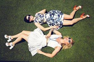 Summertime Sun-kissed Fashion